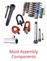 dme mold component assembly