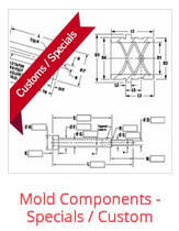 dme mold components special order