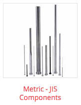 dme mold components metric JIS
