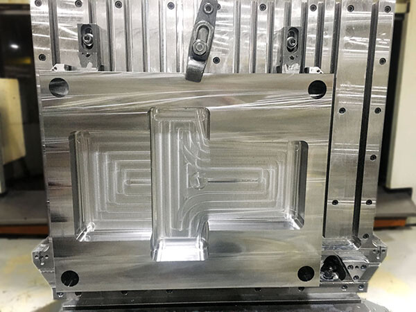 DME Mold Plate