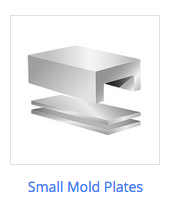 dme-small-mold-steel-plates