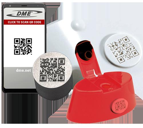 DME QR-Code Traceability